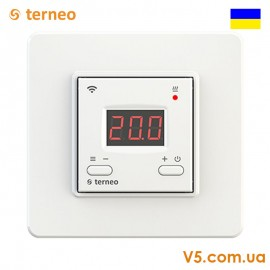 Регулятор температуры terneo ax Wi-Fi для теплого пола