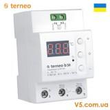 Регулятор температуры terneo b 32 А цифровой повышенной мощности
