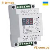 Регулятор температуры terneo k2* двухканальный для котла