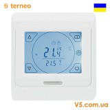 Регулятор температуры terneo sen программируемый сенсорный для теплого пола