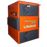 Котел Unika-100 100 кВт пиролизный твердотопливный