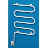 Полотенцесушитель Оптима 100±5Вт - электрическая сушилка для полотенец