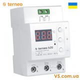 Регулятор температуры terneo b20 цифровой повышенной мощности