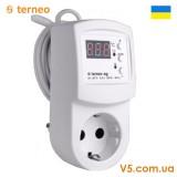 Регулятор температуры terneo eg для инкубатора