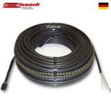 Двужильный кабель для укладки в стяжку BR-IM Hemstedt-110.7 1900W (Монтажный комплект)