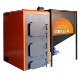 Котел Geyzer-100 100 кВт пеллетный с автоматической подачей топлива