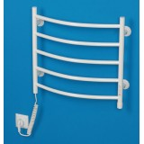 Полотенцесушитель Овал 90±5Вт - электрическая сушилка для полотенец